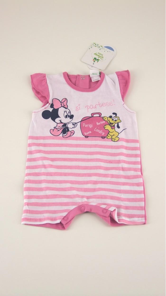 Pagliaccetto Neonata Disney 3481F