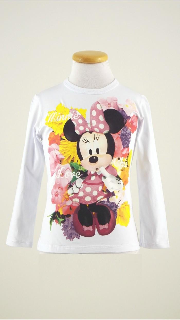 Maglietta Bambina Disney 15409B