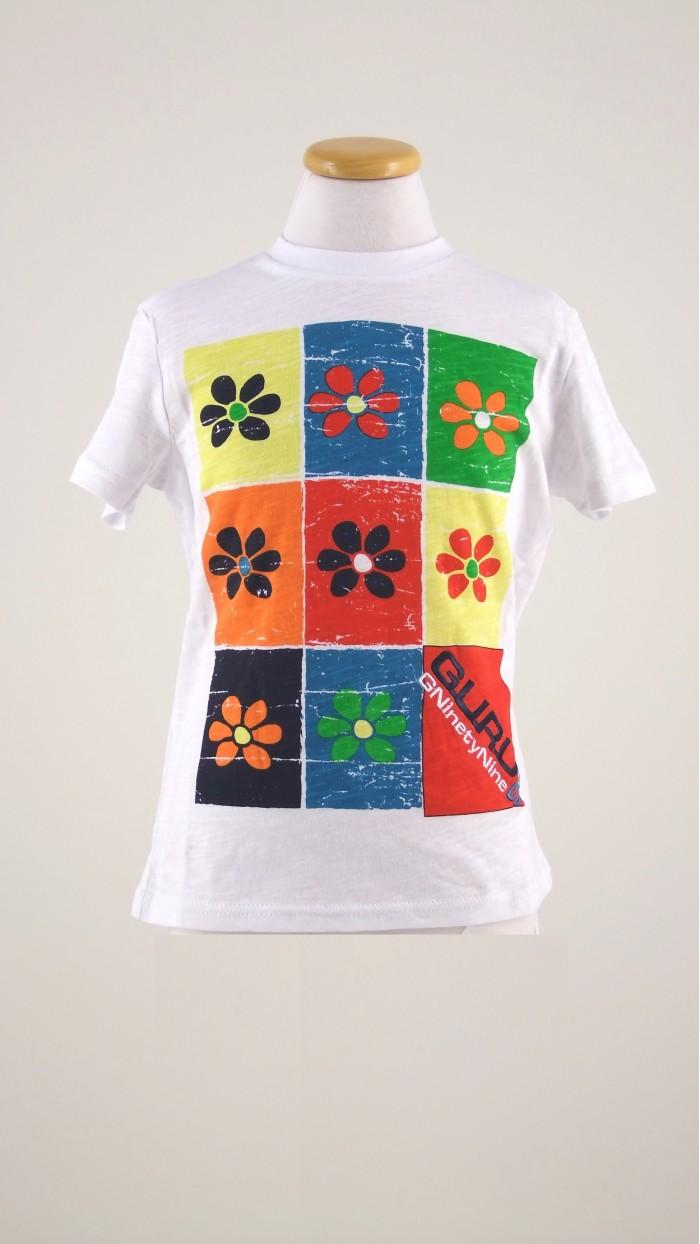 T-Shirt Ragazzo Guru 35M212