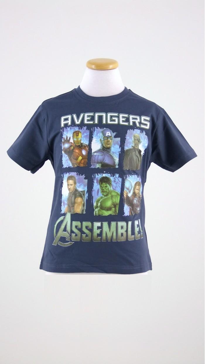 T-Shirt  Avengers 2087