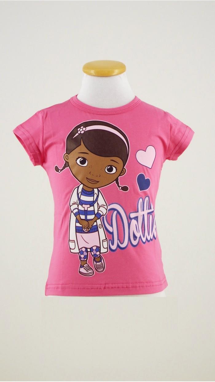 T-Shirt Disney Dottoressa Peluche 20508